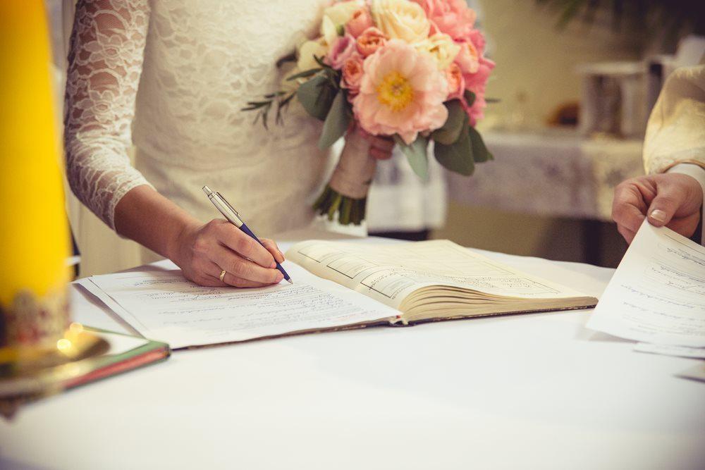 ślub konkordatowy podpisy poznań