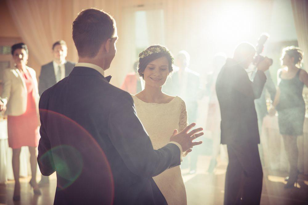 pierwszy taniec fotografia ślubna poznań