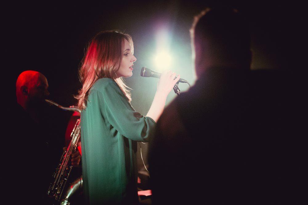 wokalistka zespołu nds