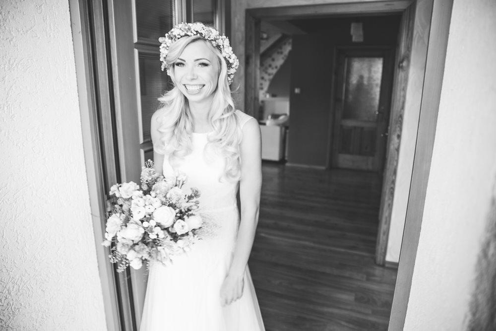 Panna Młoda fotografia ślubna