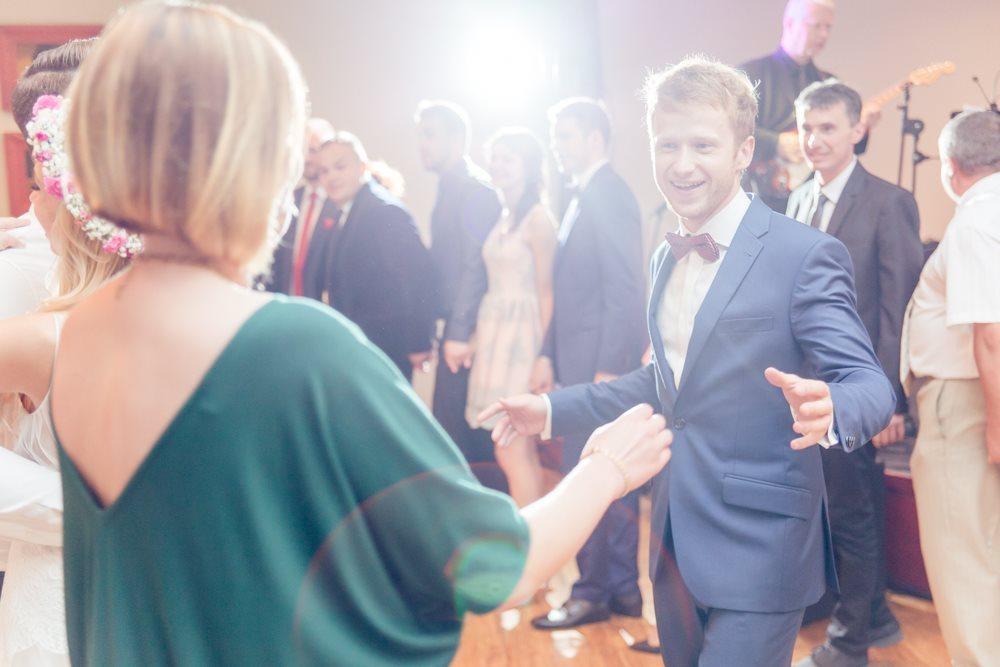 pierwszy taniec fotografia ślubna