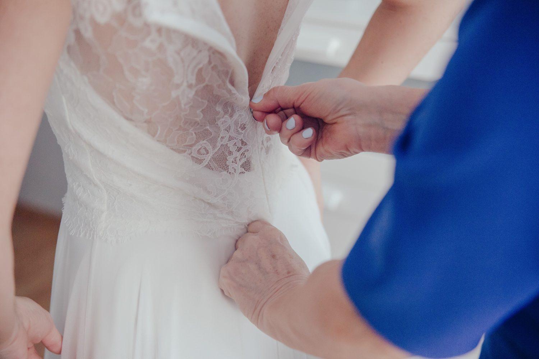 Przygotowania Fotograf ślubny Września