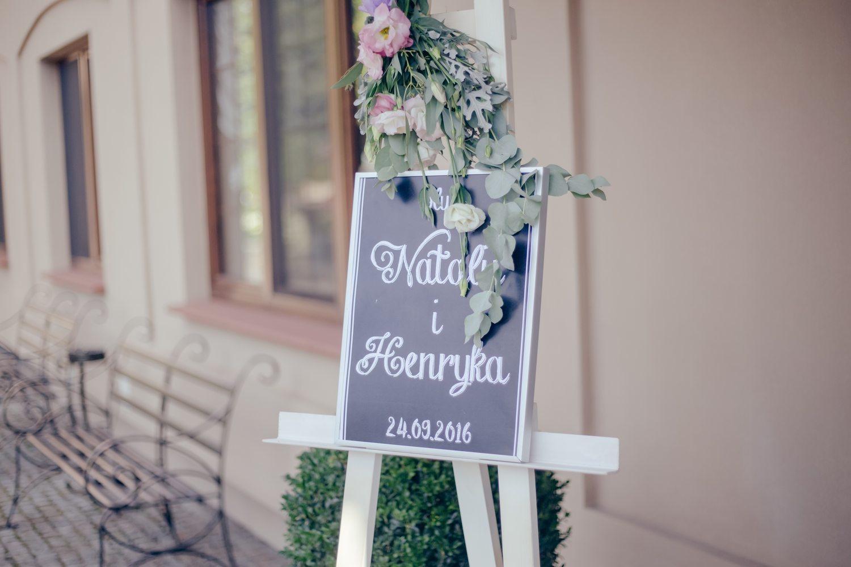 Fotograf ślubny Gniezno Pałac na Opieszynie Września