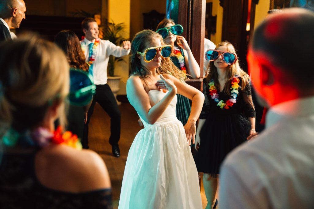 Bajkowy ślub w Wąsowie