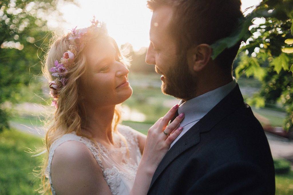 Poślubna Sesja Patrycji i Jarka
