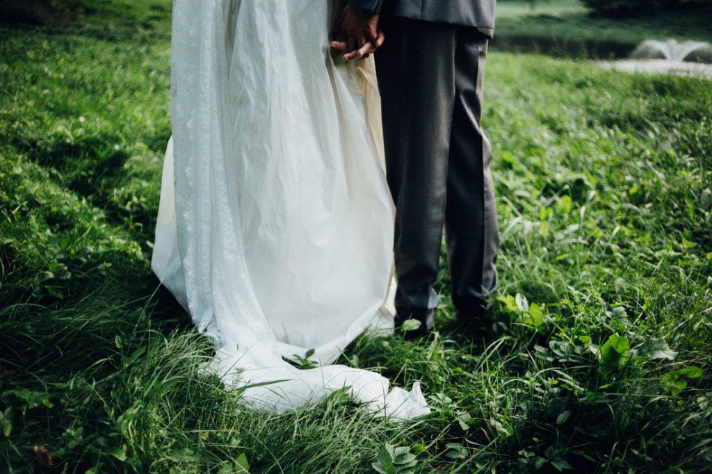 Sesja ślubna w pałacu wąsowo koszt