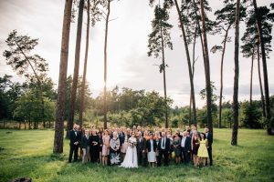 Group photo Wedding polish Photography Gniezno Poznań