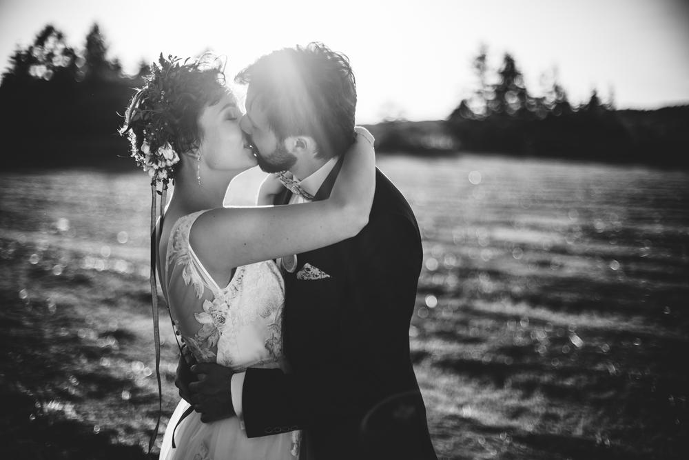 Sesja plenerowa w dniu ślubu fotograf weselny krotoszyn